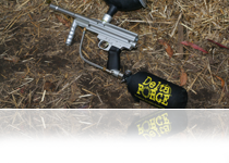 Delta Force Paintball Equipment - Marker